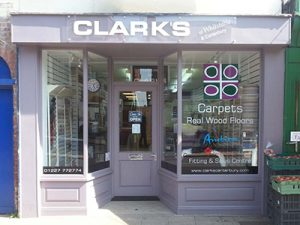 Descartar parque evolución  Clarks Canterbury – A one-stop shop for all of your flooring requirements